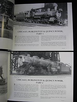 Locomotive Quarterly Spring 2000.(2 Vol set)
