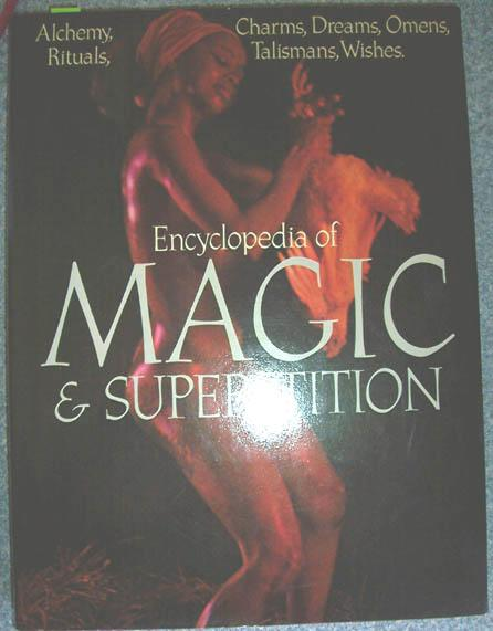 Encyclopedia of Witchcraft & Demonology: An