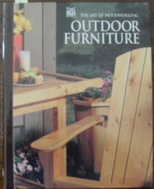 Outdoor Furniture: The Art of Woodworking