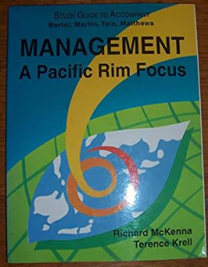 Study Guide to Accompany 'Management: A Pacific: McKenna, Richard; and