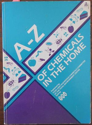 A-Z of Chemicals in the Home