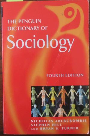 Penguin Dictionary of Sociology, The