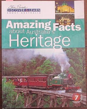 Amazing Facts About Australia's Heritage (Steve Parish: Slater, Pat