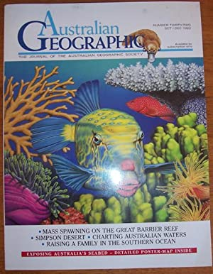 Journal of the Australian Geographic Society, The (No. 32)