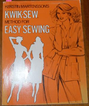 Kwik Sew Method for Easy Sewing