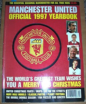 Manchester United Official 1997 Year Book