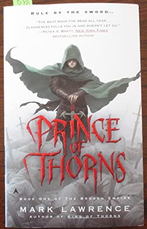 Prince of Thorns: The Broken Empire (#1)