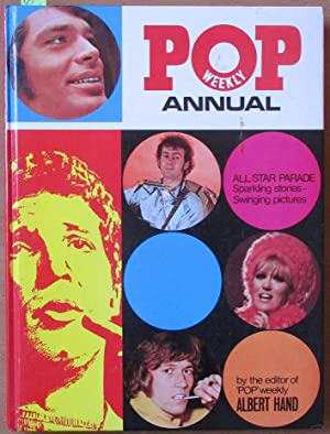 Pop Weekly Annual 1970