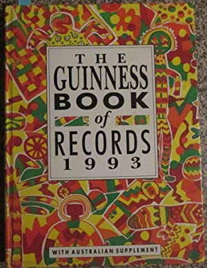 Guinness Book of Records 1993, The
