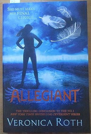 Allegiant: Divergent Series (#3): Roth, Veronica