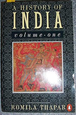 History of India, A: Volume One