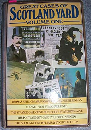 Great Cases of Scotland Yard: Volume One