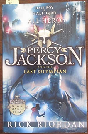 Percy Jackson and the Last Olympian: Percy Jackson & the Olympians (#5)