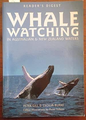 Reader's Digest Whale Watching in Australian and New Zealand Waters
