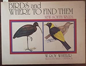 Birds and Where to Find Them: New South Wales