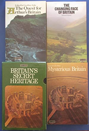 Britain's Secret Heritage: Mysterious Britain (#1); The Quest for Arthur's Britain (#2); and The ...