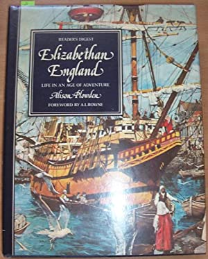 Elizabethan England: Life in An Age of Adventure (Reader's Digest)