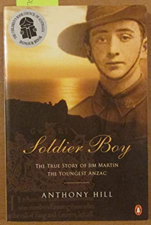Soldier Boy: The True Story of Jim Martin, The Youngest Anzac