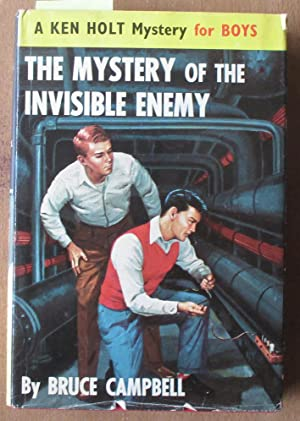 Mystery of the Invisible Enemy, The: A Ken Holt Mystery for Boys