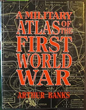 Military Atlas of the First World War, A