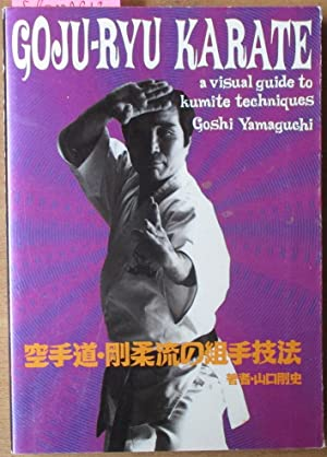 Goju-Ryu Karate: A Visual Guide to Kumite Techniques
