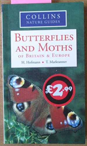 Butterflies and Moths of Britain & Europe (Collins Nature Guides)