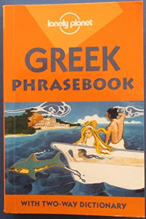 Greek Phrasebook (Lonely Planet)
