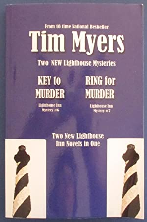 Two New Lighthouse Inn Novels: Key to Murder; Ring for Murder (Lighthouse Inn Mystery #6, #7)