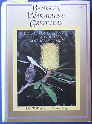 Banksias, Waratahs & Grevilleas and All Other Plants in the Australian Proteaceae Family