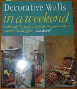 Decorative Walls in a Weekend