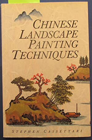 Chinese Landscape Painting Techniques