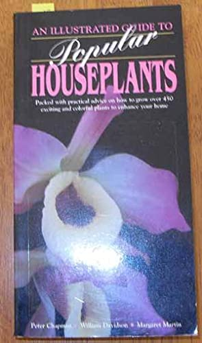 Illustrated Guide to Popular Houseplants, An