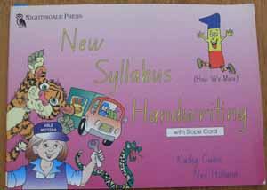 New Syllabus Handwriting: Cubis, Kathy; Holland, Neil