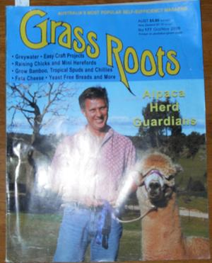 Grass Roots: Australia's Most Popular Self-Sufficiency Magazine - No. 177 - Oct/Nov 2006