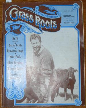 Grass Roots: Craft and Self-Sufficiency for Down to Earth People - No. 79 - June 1990