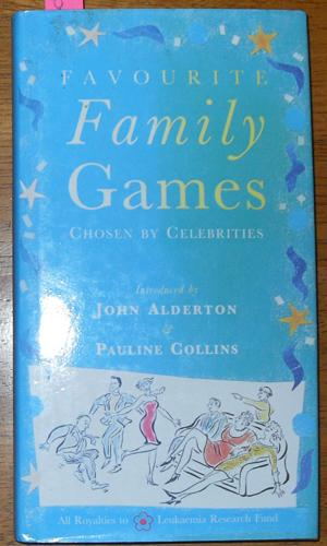 Favourite Family Games: Chosen By Celebrities
