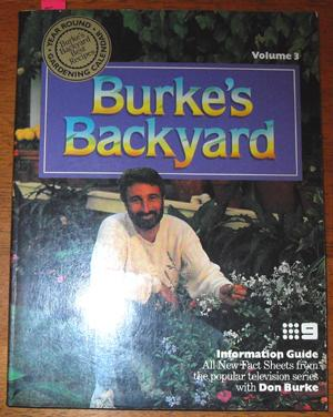 Burke's Backyard: Volume 3