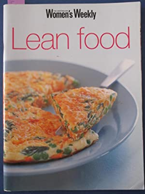 Lean Food (The Australian Women's Weekly)