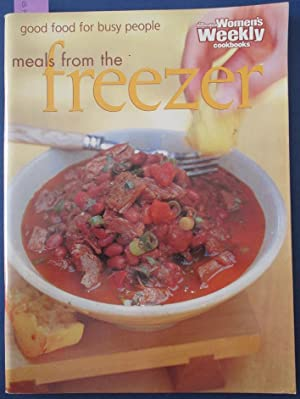 Meals From the Freezer (The Australian Women's Weekly Cookbooks)
