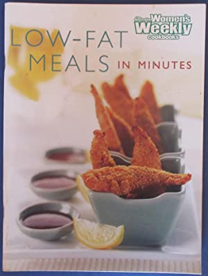 Low-Fat Meals in Minutes (The Australian Women's Weekly Cookbooks)
