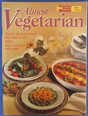 Almost Vegetarian (The Australian Women's Weekly Home Library)