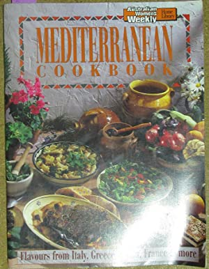 Mediterranean Cookbook (The Australian Women's Weekly Home Library)