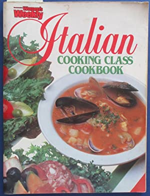 Italian Cooking Class Cookbook (The Australian Women's Weekly Home Library)