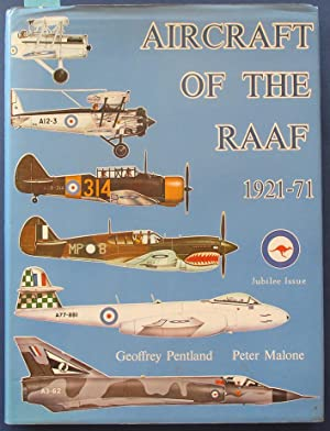 Aircraft of the RAAF 1921-71 (Jubilee Issue)