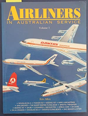Airliners in Australian Service: Volume 1
