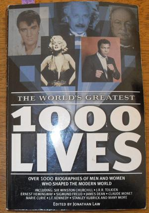 World's Greatest 1000 Lives, The