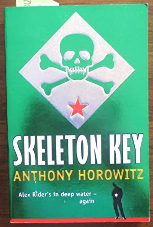 Skeleton Key: Alex Rider (#3)