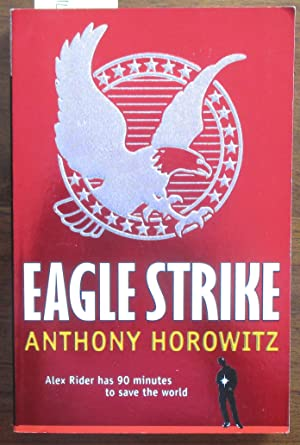 Eagle Strike: Alex Rider (#4)