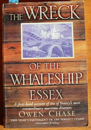 Wreck of the Whaleship Essex, The