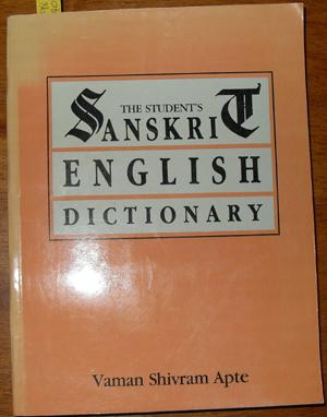 Student's Sanskrit-English Dictionary, The